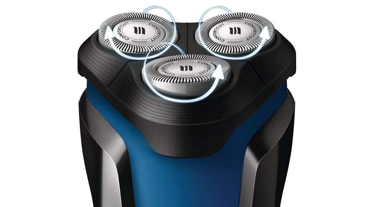 تصویر از ماشین اصلاح موی صورت فیلیپس مدل S1030