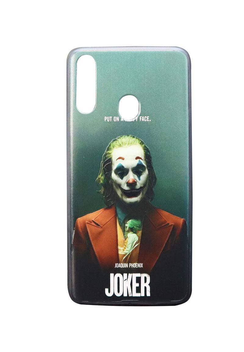 تصویر از کاور هولدردار طرح جوکر مناسب برای گوشی موبایل سامسونگ Galaxy A21s
