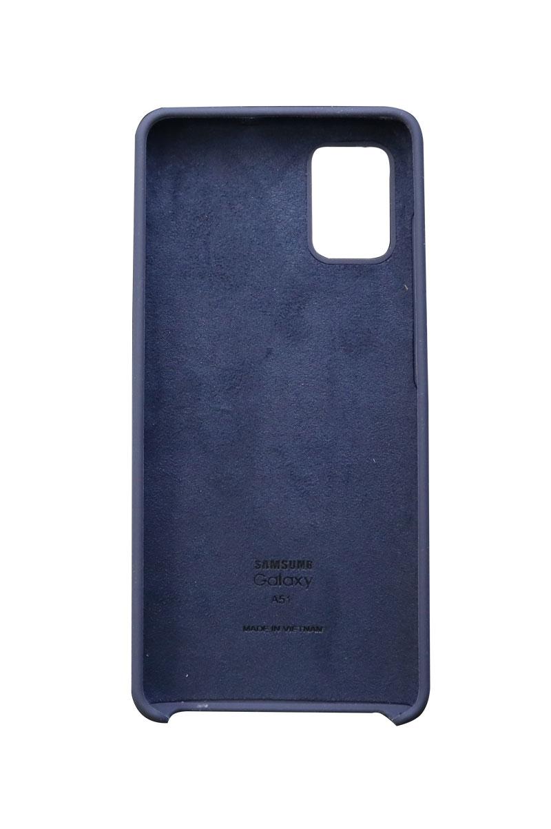 تصویر از کاور سیلیکونی مناسب برای گوشی موبایل سامسونگ Galaxy A31