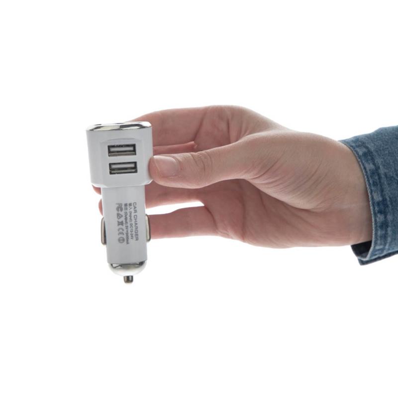 تصویر از شارژر فندکی مدل DL-C29 همراه با کابل microUSB