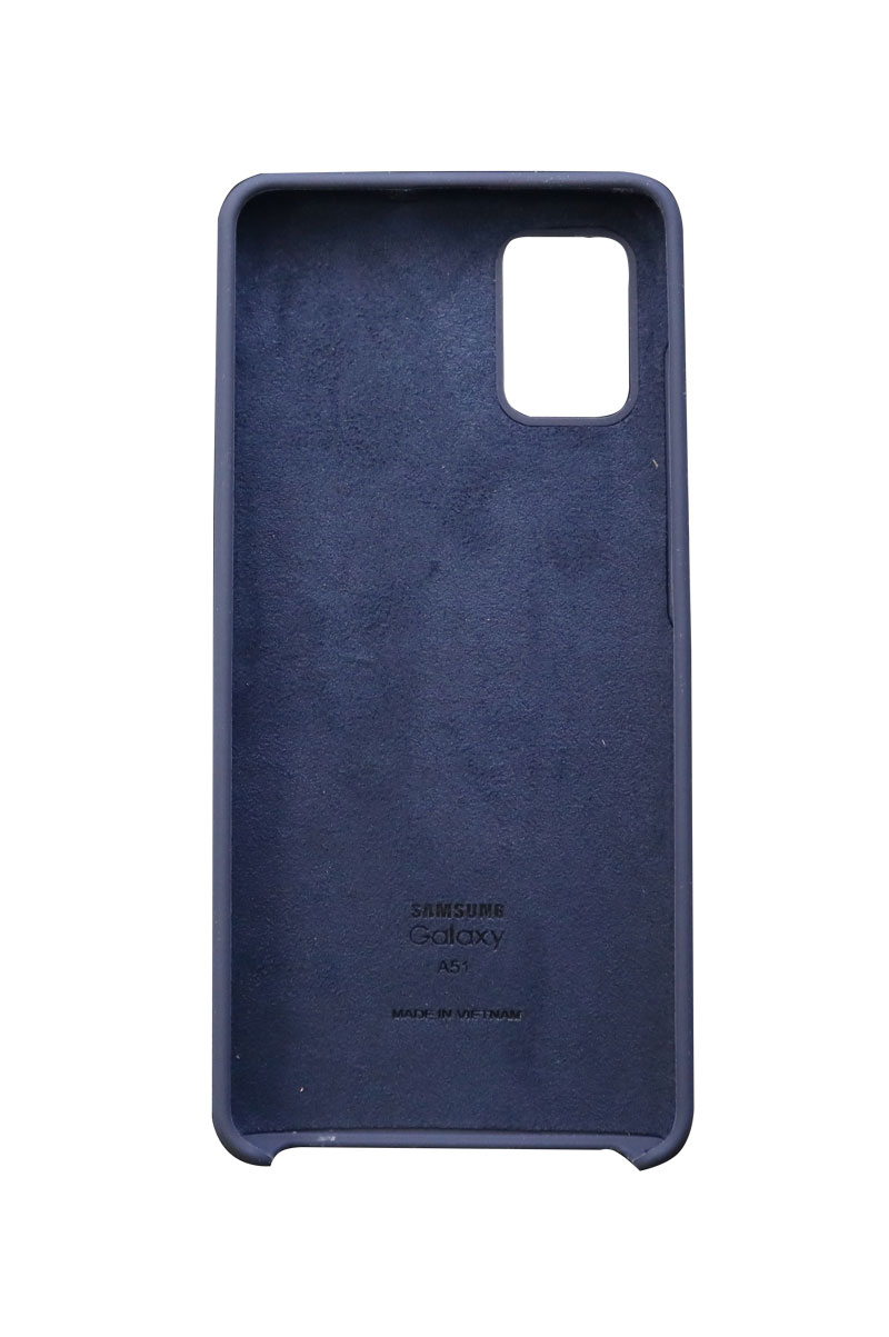 تصویر از کاور سیلیکونی مناسب برای گوشی موبایل سامسونگ Galaxy A51